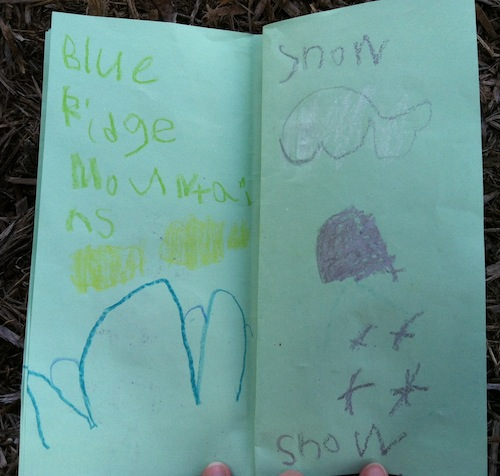 What better way to celebrate spring than to start nature journals! Click through to learn to make the fun and easy WIngs, Worms, and Wonder Fold-n-Go nature journals!