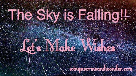 sky falling webgraphic
