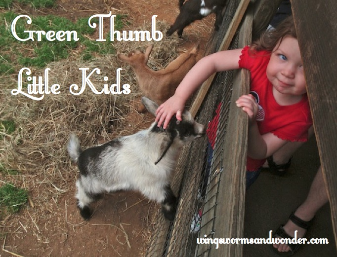 green thumb kids graphic