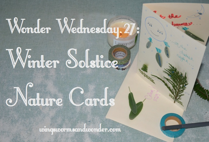 ww solstice cards
