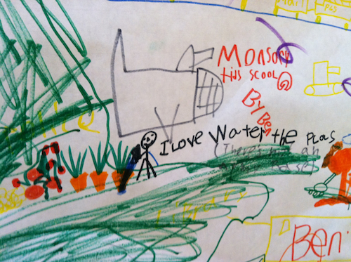 Learn more about connecting children to place through the arts and gardening with Wings, Worms, and Wonder! Click through for lots of activities and ideas!
