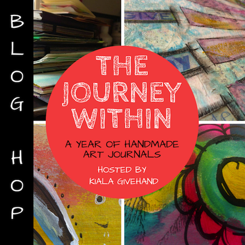 Join the Journey Within Blog Hop challenges!