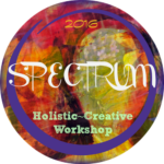 JOin the creative holistic SPectrum 2016 community! Click through to learn more about connecting with your creativity this year within an inspiring and supportive community!