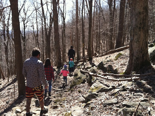 Hiking With Kids: 5 Tips - Wings, Worms and Wonder