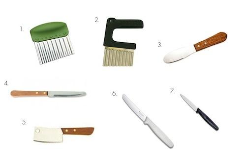 teach children to chop safely!