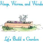 lets build a garden graphic