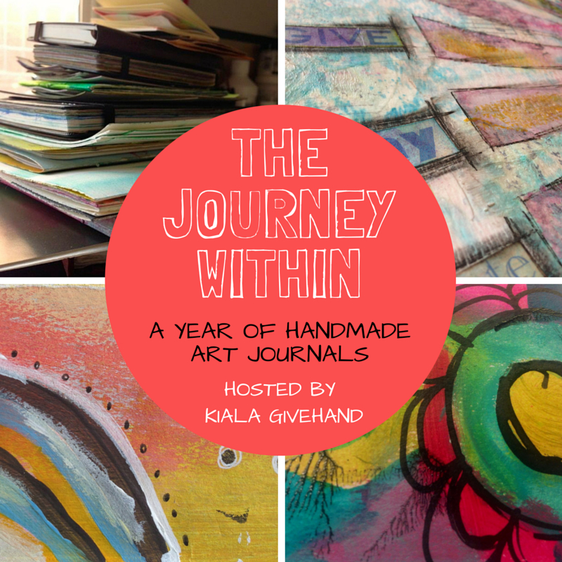 Join me on The Journey Within for a year of creative connecting!!