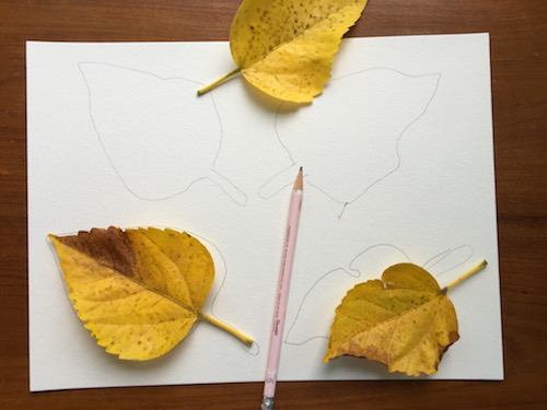 Wings, Worms, and Wonder Wednesday 49! Click through to get your free fall rain painting activity!