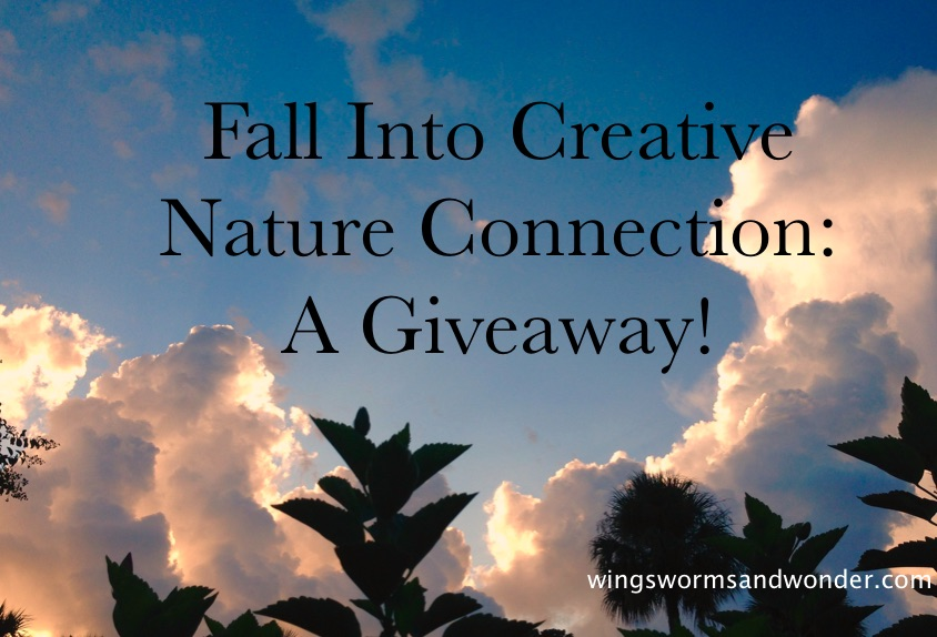 Celebrate the fall equinox with a Wings, Worms, and Wonder nature journal giveaway! Click through to enter to win!