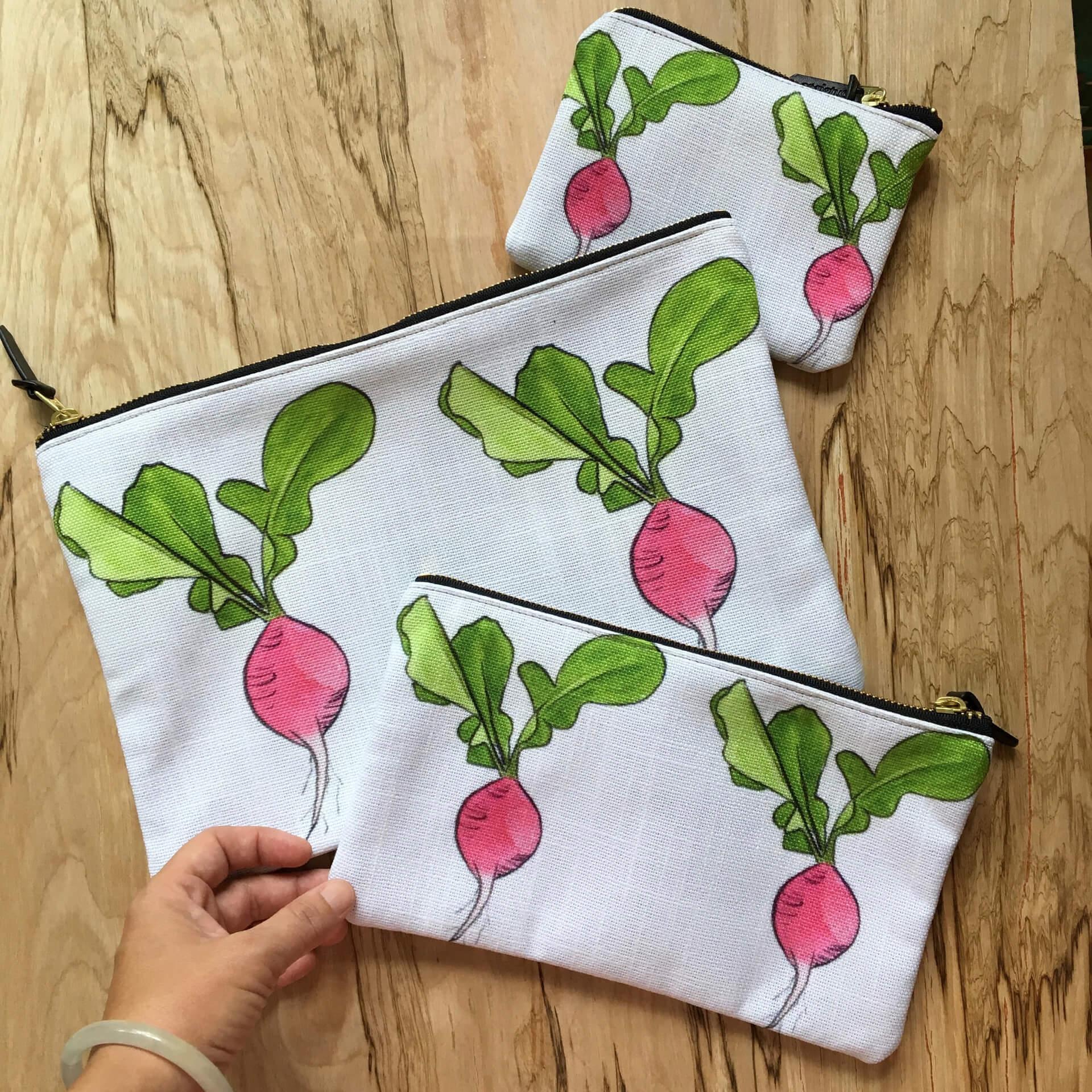 radish-pouches