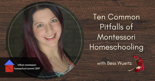 It's the Trillium Montessori Homeschool Summit! Click to learn more and enter to win a spot!
