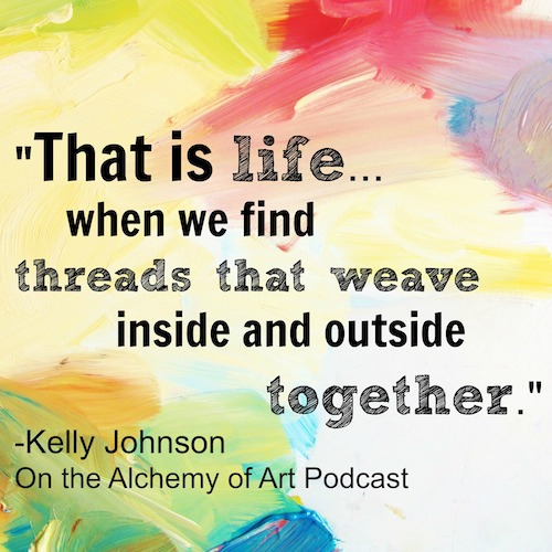 when we immerse ourselves into the process of art making and nature connecting, rather than possessing the finished product, we are open to so many possibilities in our creative process. Click to discover lots of Wings, Worms, and Wonder creative nature connection tips and art tricks!