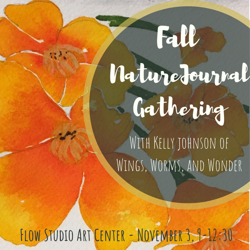 Join Wings, Worms, and Wonder for an in person workshop this fall! Click to see details and dates!