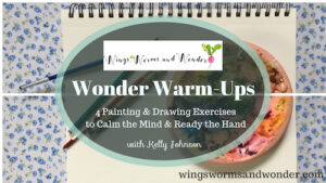 Join me on Skillshare for lots of fun watercolor classes!