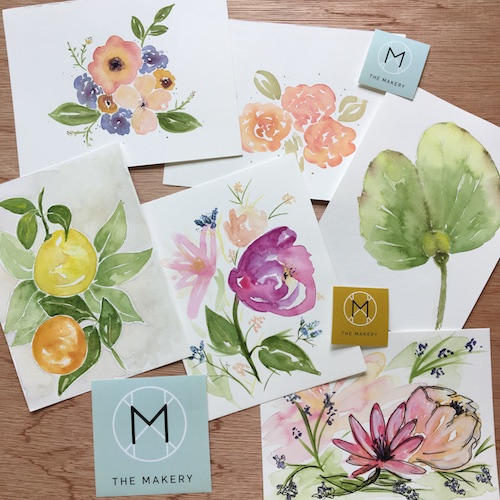 Join me at the spring Makery April 6-7!