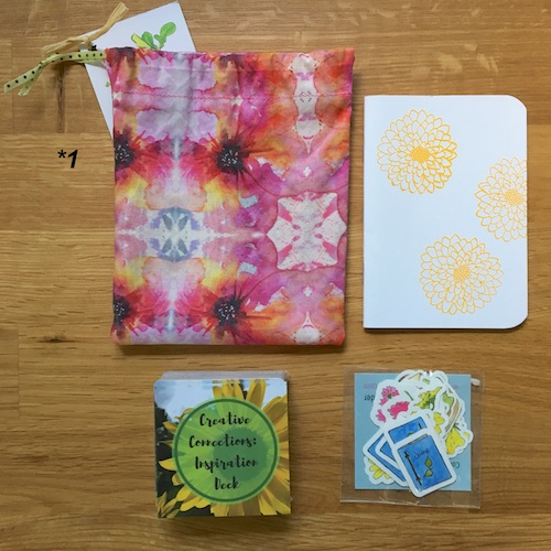 Wings, Worms, and Wonder Journaling Pouches! Click to get your own of a kind pouch!