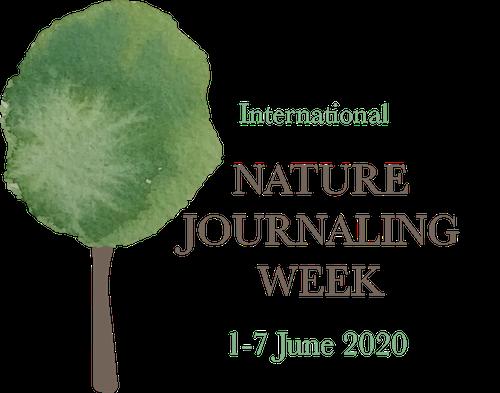 international nature journaling week