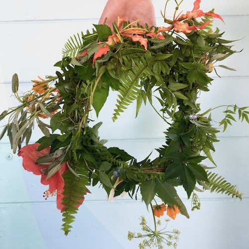We're making self care Summer Solstice crowns for the celebrations of life and love. Click for this Wings, Worms, and Wonder's Wonder Wednesday 95 activity!