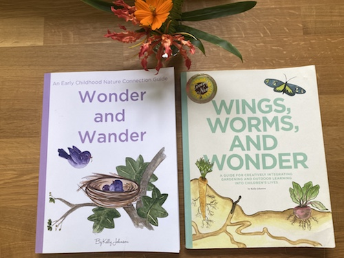Explore the world of Wings, Worms, and Wonder! Click for books, supplies, lessons, and resources for all your outdoor teaching needs!