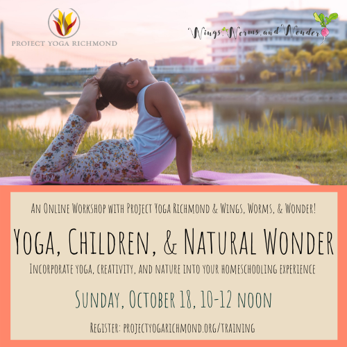 Join me and Project Yoga RIchmond i this fun, practical, and inspiring online workshop! CLick to learn more!